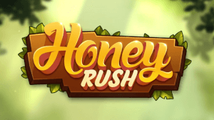 New Honey Rush game brings exciting gameplay and innovative grid design.