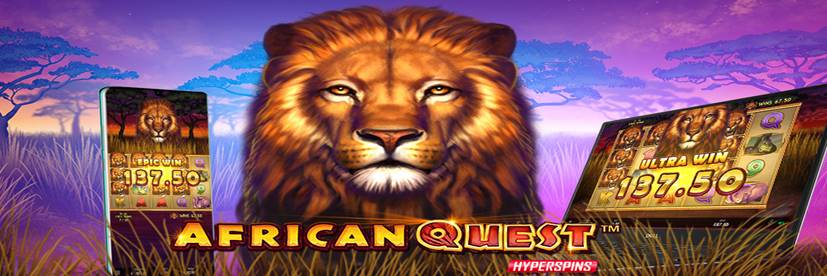 Go on African Quest with PlayOJO for 10 Spectacular Prizes!