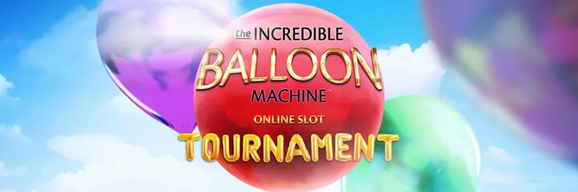 The Incredible Balloon Machine Tournament Brings Inflated Prizes and Multipliers