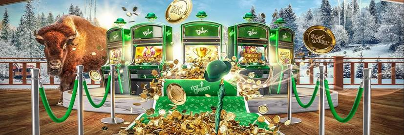 Grab Your Piece of Mr Green's $1,500,000 Cake