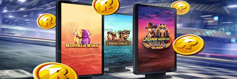 Get Your Real Money Drop Prizes at Rizk Casino with Pragmatic Play