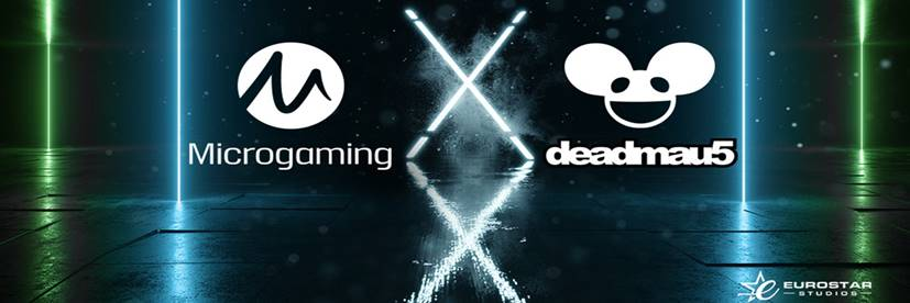 Microgaming Online Casinos to Welcome Branded Deadmau5 Slot Soon