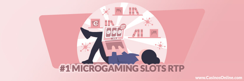 10 High RTP Slot Games from Microgaming