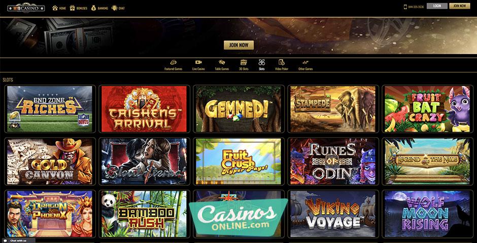 Myb Casino Reviews
