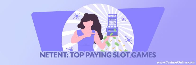 7 Best Payout NetEnt Video Slots