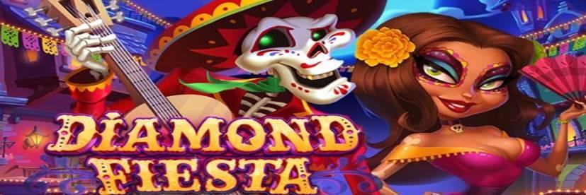 RTG Launches Mexican Slot Diamond Fiesta