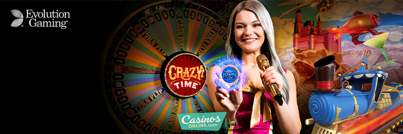 Everything about Evolution's Hit Money Wheel Game Crazy Time – Tips & Tricks