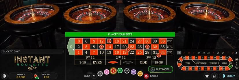 Instant Roulette Live Tips & Tricks