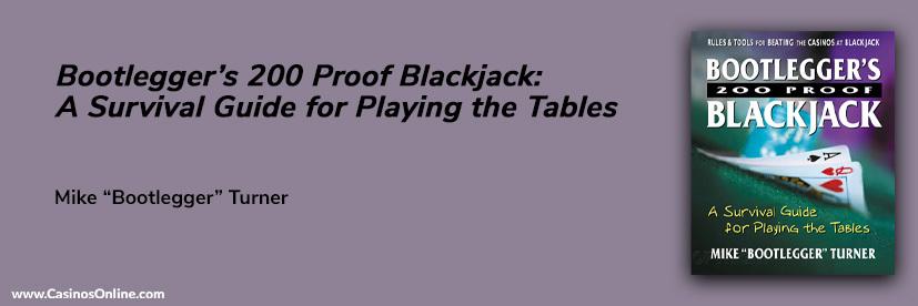 Bootlegger 200 Proof Blackjack