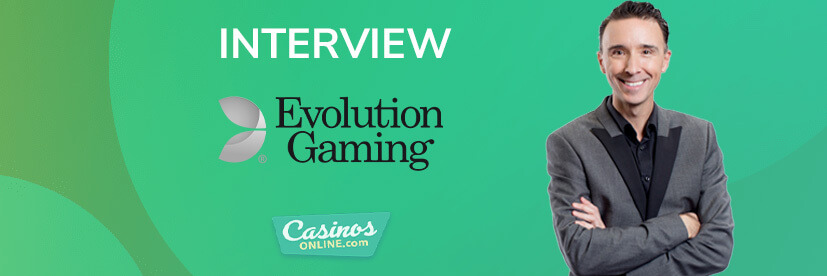 Casinos Online Chats with Evolution Gaming CPO Todd Haushalter about Most Expensive Live Game Show Crazy Time & New Evolution Products