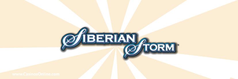 Siberian Storm Las Vegas Slot