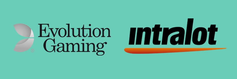 Evolution Gaming Inks Deal with Intralot
