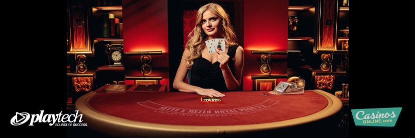 For the First Time Ever – Try Italian Blackjack with Playtech's Sette e Mezzo
