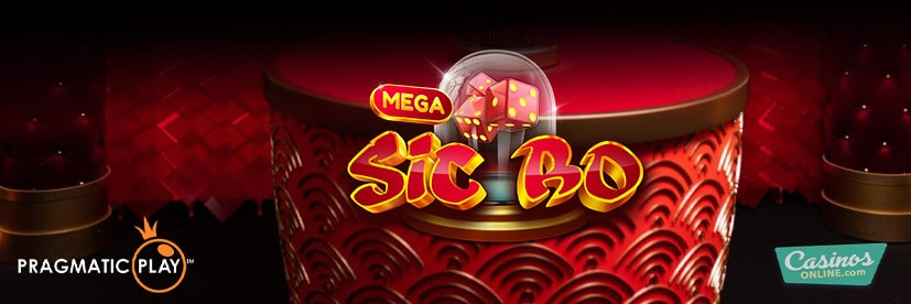 Your First Look at Mega Sic Bo from Pragmatic Play