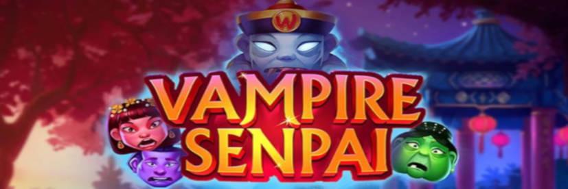 Vampire Senpai Online Slot Hits All Quickspin Casinos Today