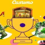 Win a Share a €5,000 Legacy of the Best Slots at Casumo!