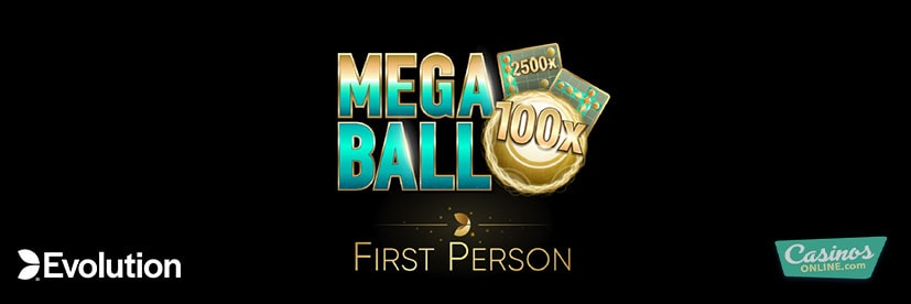 How to win Mega Ball First Person