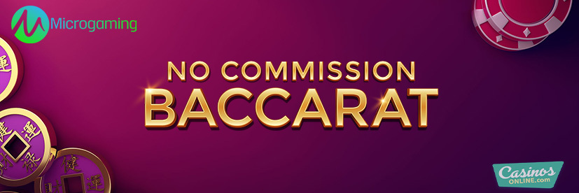 No Commission Baccarat Game Guide