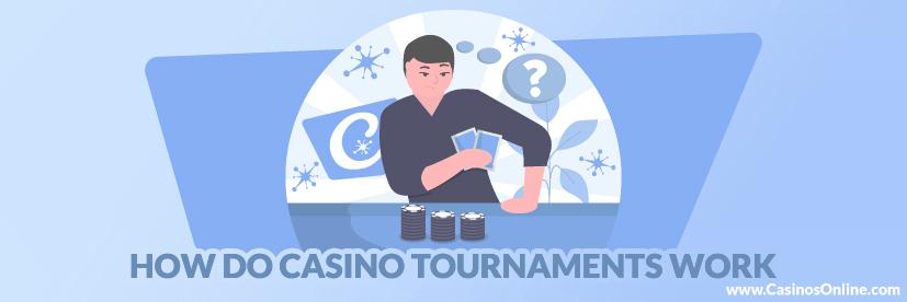 How Online Casino Tournaments Work