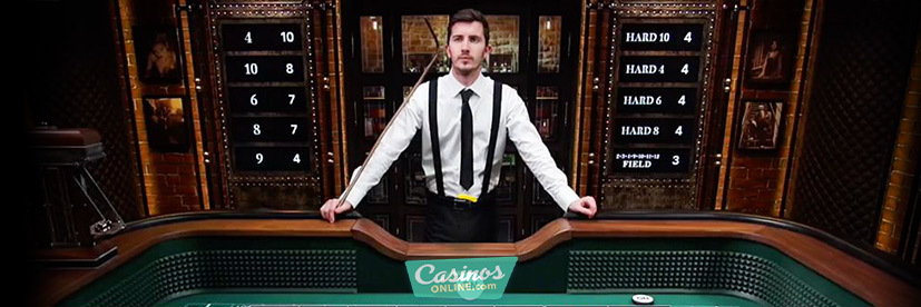 🎲 Live Craps 🎲 Is Available in All Evolution Casinos