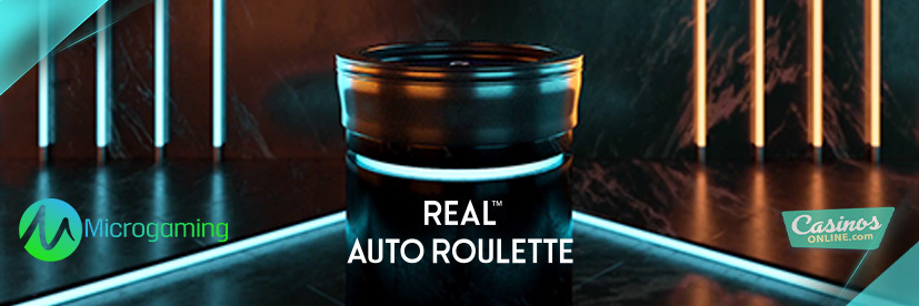Real Auto Roulette Microgaming