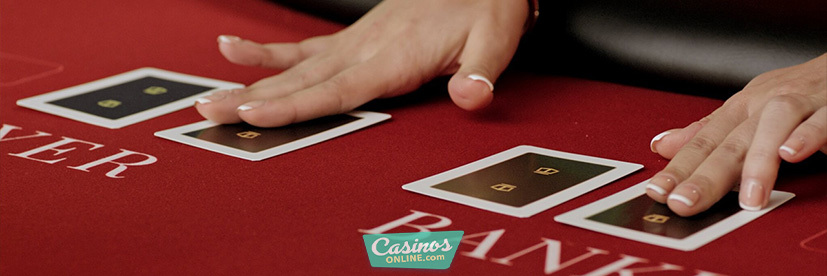Pair side bets baccarat