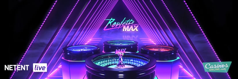 Maximize Your Wins with Roulette MAX from NetEnt