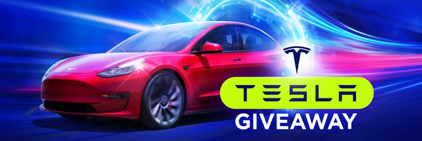 Win BitStarz Casino Tournament and Drive off with Tesla Model 3!