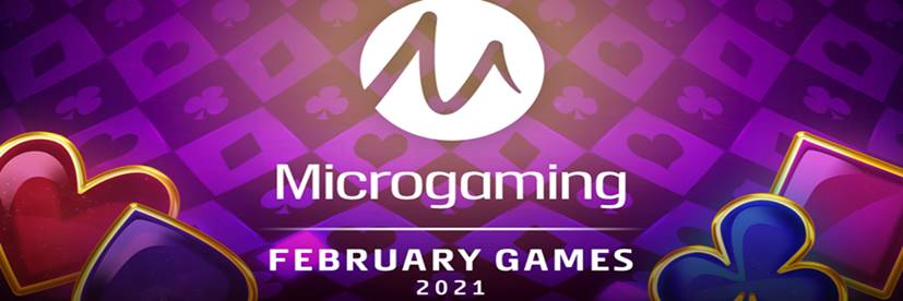 Microgaming February 2021 Games