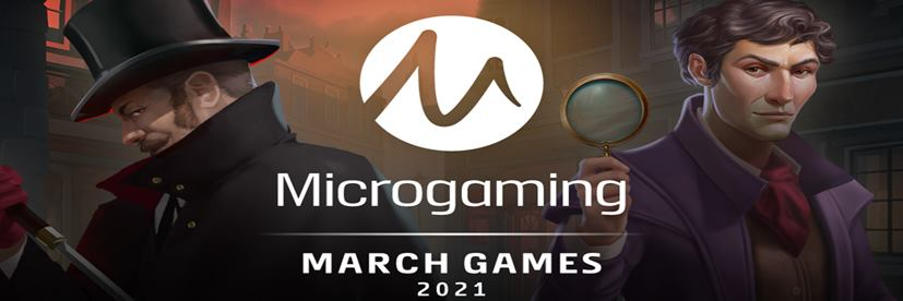 Microgaming March 2021 New Slot Games