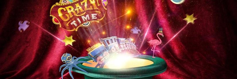 Mr Green Casino Crazy Time Cash Race