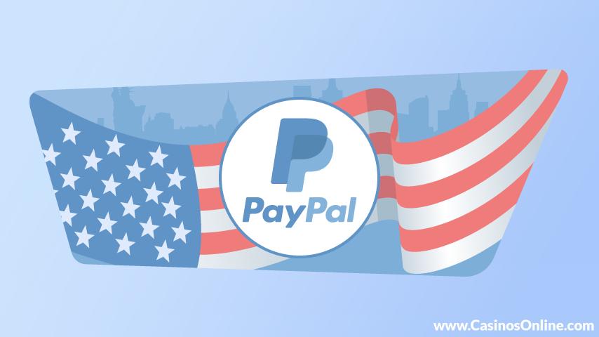 PayPal casino sites USA