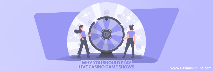 How Live Game Shows Are Making Way to Casino Fan-Favorites