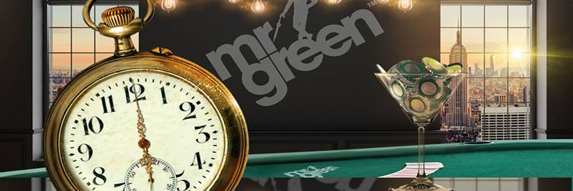 Free Spins Frenzy at Mr Green on Red Tiger Slots