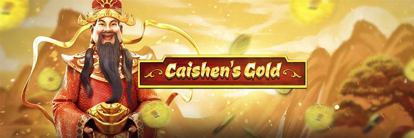 Caishens Gold Asian slot