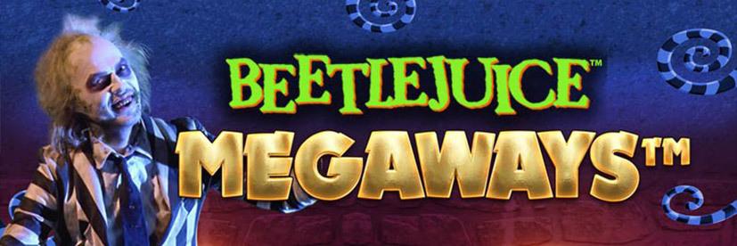 Beetlejuice Megaways movie-themed slots
