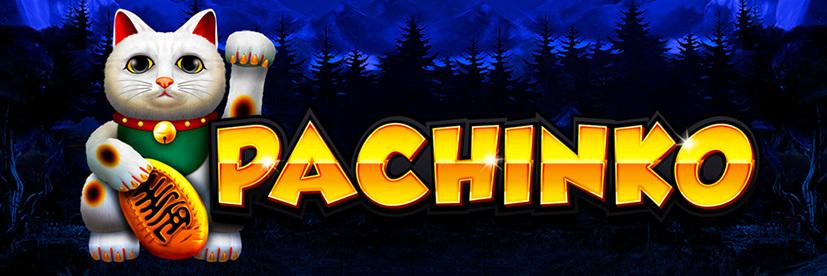 Pachinko Asian online slot machine