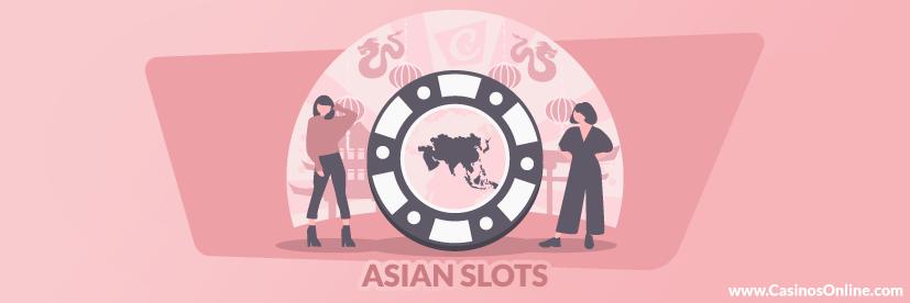 Top 7 Asian Slots Online