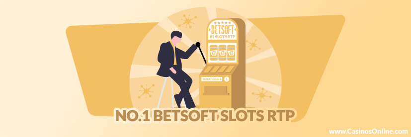 10 High RTP Slot Games from Betsoft