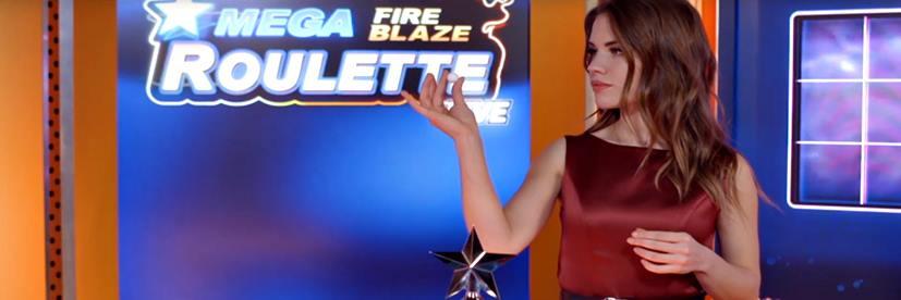 Playtech Turns Mega Fire Blaze Roulette Live Dealer