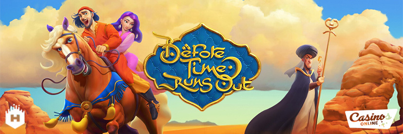 Before Time Runs out slot interview