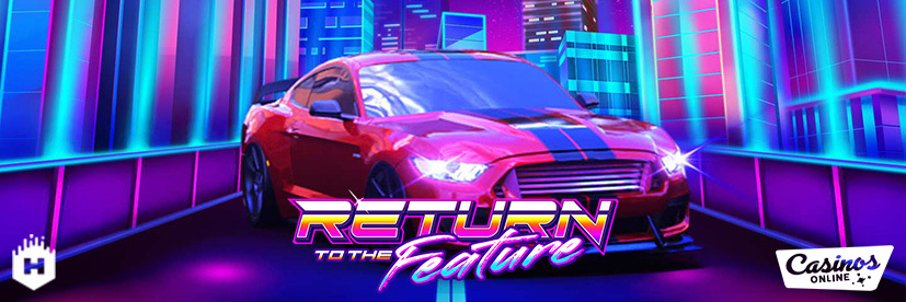 Return to the Future slot interview