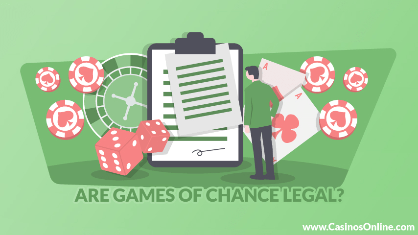 Are games of chance legal