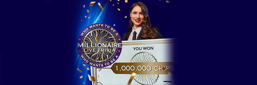 Become a Millionaire in Live Casino.Com This Month!