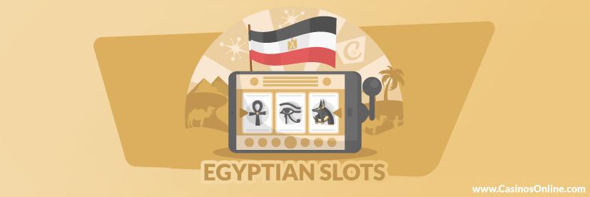 Top 7 Egyptian Slot Games Online