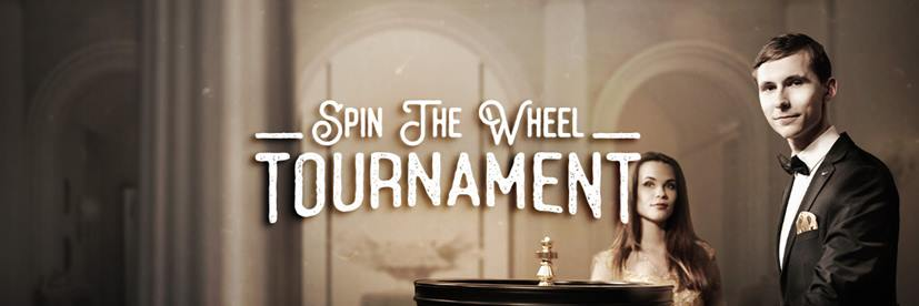 Spin the Magic Wheel This Weekend at Energy Casino!