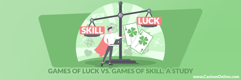 Games of Chance & Games of Skill – How Are They Different?