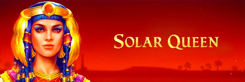 Egyptian-themed slot Solar Queen