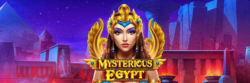New Pragmatic Play Slot Mysterious Egypt