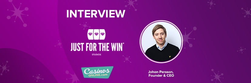 A Day with Just For The Win Studios Founder Johan Persson